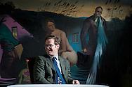 Die Quantum-Chefs Philipp Schmitz-Morkramer (Foto) und Frank<br /> Schmidt SPENDEN gemeinsam mit Gästen für das Hinz&Kunzt-Haus.