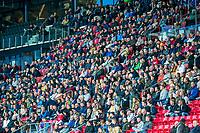 ALKMAAR - 12-09-2017, Jong AZ - Telstar, AFAS Stadion, 2-2, supporters.