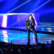 Gunnar Gehi preforms at 2020 WE Day UK at Wembley Arena, London, Uk 4 March 2020.