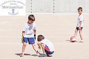 16 juny 2013- Complex cultural i esportiu Col&middot;legi Montessori-Palau de Girona. <br /> FOTOGRAFIES DE TONI VILCHES.