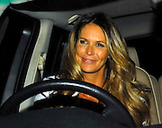 18.09.2007. LONDONELLE MACPHERSON AND WEARING A REAL FUR COAT AND MYSTERY MAN LEAVING THE DORCHESTER HOTEL VIA THE GARAGE DOOR AT 1.00AM THEY THEN WENT ONTO CLARIDGES HOTEL IN MAYFAIR, LONDON, UK.BYLINE: EDBIMAGEARCHIVE.CO.UK*THIS IMAGE IS STRICTLY FOR UK NEWSPAPERS AND MAGAZINES ONLY**FOR WORLD WIDE SALES AND WEB USE PLEASE CONTACT EDBIMAGEARCHIVE - 0208 954 5968*