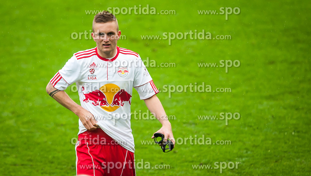 "07.04.2012, Red Bull Arena, Salzburg, AUT, 1. FBL, FC Red Bull Salzburg vs FC Wacker Innsbruck, 29. Spieltag im Bild Jakob Jantscher, (Red Bull Salzburg, #14) // during the Austrian ""Bundesliga"" Match, 29th Round, between FC Red Bull Salzburg and FC Wacker Innsbruck at the Red Bull Arena, Salzburg, Austria on 2012/04/07. EXPA Pictures © 2012, PhotoCredit: EXPA/ Juergen Feichter"