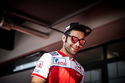 June 14, 2018 - Barcelone, espagne - DANILO PETRUCCI - ITALIAN - ALMA PRAMAC RACING - DUCATI (Credit Image: © Panoramic via ZUMA Press)