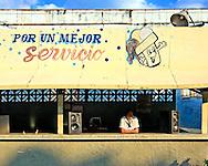 Ice cream in Pinar del Rio, Cuba.