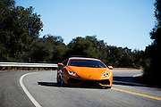 August 14-16, 2012 - Lamborghinis at Pebble Beach: Lamborghini Huracan