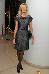 TAMSIN EGERTON at the pre party for the English National Ballet's Christmas performance of The Nutcracker held at the St.Martin's Lane Hotel, St.Martin's Lane, London on 14th December 2011.