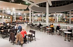 Meadowhall Oasis Food Quarter, Mezanine, Les Iguana 10 November 2011. Image © Paul David Drabble