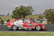 James Courtney (Holden Racing Team). Official Test Day of the 2011 V8 Supercar Championship Series. Eastern Creek International Raceway on Saturday 29 January 2011. Photo © Clay Cross / PHOTOSPORT