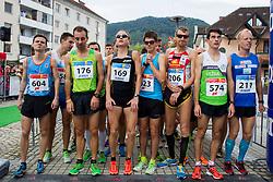 Mitja Kosovelj, Ambroz Amon, Daneja Grandovec, Rok Puhar, Robert Kotnik,...  at 3rd Marathon of Slovenske Konjice 2015 on September 27, 2015 in Slovenske Konjice, Slovenia. Photo by Urban Urbanc / Sportida