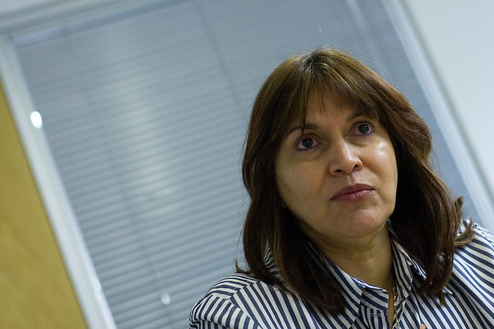 Victoria Mata, quien se desempeñó como Viceministra para la Actividad Física, fue designada ministra del Poder Popular para el Deporte. Mata, es periodista de profesión. También se desempeño como diputada y presidenta de la Subcomisión de Deporte de la Asamblea Nacional por el MVR. (ivan gonzalez)