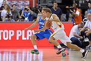DESCRIZIONE : Berlino Berlin Eurobasket 2015 Group B Iceland Germany  <br /> GIOCATORE :  Heiko Schaffartzik <br /> CATEGORIA : Controcampo penetrazione<br /> SQUADRA :Germany <br /> EVENTO : Eurobasket 2015 Group B <br /> GARA : Iceland Germany <br /> DATA : 06/09/2015 <br /> SPORT : Pallacanestro <br /> AUTORE : Agenzia Ciamillo-Castoria/I.Mancini <br /> Galleria : Eurobasket 2015 <br /> Fotonotizia : Berlino Berlin Eurobasket 2015 Group B Iceland Germany