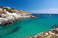 Castro Marina, mar Jonio