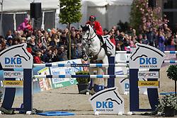 Nielsen Denis, (GER), DSP Cashmoaker<br /> CSI4* Grand Prix DKB-Riders Tour<br /> Horses & Dreams meets Denmark - Hagen 2016<br /> © Hippo Foto - Stefan Lafrentz