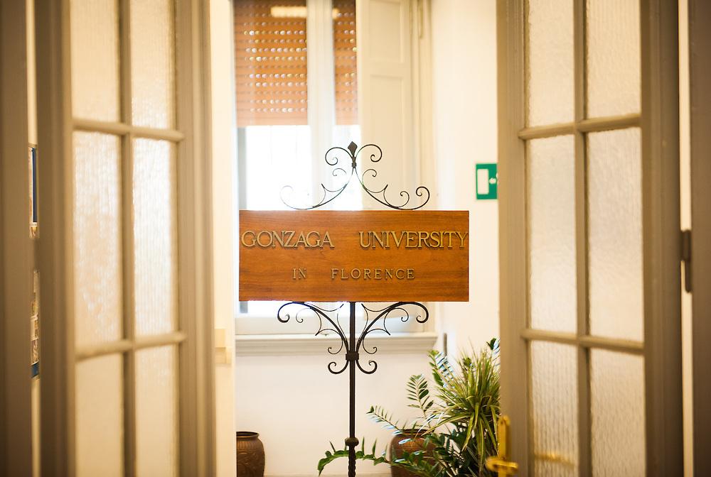 Gonzaga in Florence celebrates 50 years. (Photo by Gonzaga University)