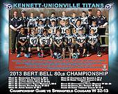 Kennett Unionville Titans Proofs