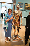 ANNE DRAYCOTT, 2019 Royal Academy Annual dinner, Piccadilly, London.  3 June 2019