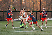 SU Women's lacrosse dropped their home opener 16-5 to the Gettysburg Bullets Wednesday evening at Mustang Stadium in Owings Mills.SU Women's lacrosse dropped their home opener 16-5 to the Gettysburg Bullets Wednesday evening at Mustang Stadium in Owings Mills.