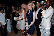 FRANKIE JOHN; HOFIT GOLAN, The 2010 Ralph Lauren Wimbledon Party hosted by Elizabeth Saltzman in support of Too Many Women in celebration of the renewal of the Ralph Lauren Wimbledon partnership. Ralph Lauren shop. No.1 New Bond Street, London W1. 20 June 2010. <br />  <br /> -DO NOT ARCHIVE-© Copyright Photograph by Dafydd Jones. 248 Clapham Rd. London SW9 0PZ. Tel 0207 820 0771. www.dafjones.com.