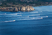 Cabo San Lucas Tournament called Bisbees aerial photography at bisbees fishing tournament