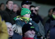 Burnley - Saturday November 1st, 2008: Norwich City fans prior to the game against Burnley during the Coca Cola Championship match at Turf Moor, Burnley. (Pic by Michael Sedgwick/Focus Images)