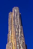 Beekman Tower, New York, New York USA.