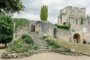 The Gisors Castle (Château de Gisors) was a key fortress of the Dukes of Normandy in the 11th and 12th centuries. It was intended to defend the Anglo-Norman Vexin territory from the pretensions of the King of France.