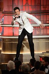 Jan 8, 2017 - Beverly Hills, California, U.S - JIMMY FALLON hosts the 74th Annual Golden Globes Awards at the Beverly Hilton in Beverly Hills. (Credit Image: ? HFPA/ZUMAPRESS.com)