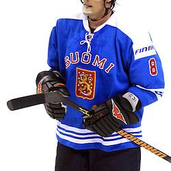 20080505: Ice Hockey - IIHF World Championship, Finland vs Norway, Halifax, Canada