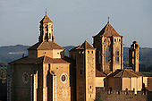Poblet and Santes Creus Monasteries, Spain