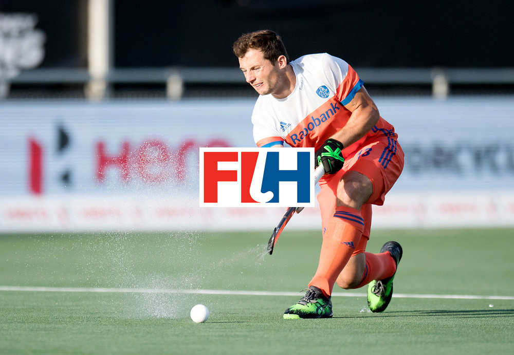 BREDA - Rabobank Hockey Champions Trophy<br /> The Netherlands - Pakistan<br /> Photo: Sander Baart.<br /> COPYRIGHT WORLDSPORTPICS FRANK UIJLENBROEK