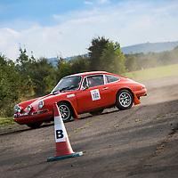 Car 102 Howard Warren/Iain Tullie