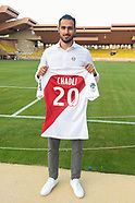 Press Conference for the presentation of the new recruit - AS Monaco - 31 Aug 2018