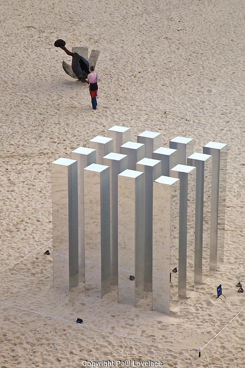 Sculpture By The Sea, Bondi, Sydney..The world's largest annual free-to-the-public outdoor sculpture exhibition, Sculpture by the Sea, Bondi. 23.10.12