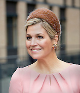 Nijmegen, 12-11-2015<br /> <br /> <br /> Queen Maxima opened the new MITeC-operation theaters of the Radboud University Hospital.<br /> <br /> Royalportraits Europe-Bernard Ruebsamen