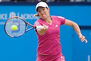 19-06-2010: tennis: Unicef Open 2010: Rosmalen<br /> Justine Henin (BEL)<br /> Foto: Joep Leenen Sportfotografie