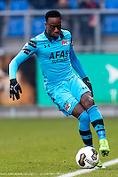 TILBURG - 19-02-2017, Willem II - AZ, Koning Willem II Stadion, AZ speler Ridgeciano Haps