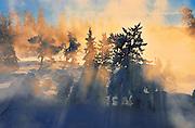 Wabigoon River st sunrise<br /> Vermillion Bay<br /> Ontario<br /> Canada<br /> Vermillion Bay<br /> Ontario<br /> Canada