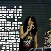 MON/Monte Carlo/20100512 - World Music Awards 2010, Michelle Rodriquez en Hayden Panettiere