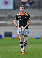 Lee Gaskell of Bradford Bulls before the First Utility Super League match at Odsal Stadium, Bradford<br /> Picture by Richard Land/Focus Images Ltd +44 7713 507003<br /> 01/06/2014