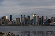 View From Nine on the Hudson, West New York, NJ