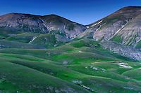 Monte Vettore, Sibillini National Park, Italy; WWoE Mission