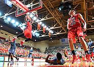 VMI Basketball - 2015-16