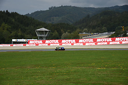 August 10, 2018 - Spielberg, Austria - 46 Italian driver Valentino Rossi of Team Movestar Yamaha MotoGP race during free practice of Austrian MotoGP grand prix in Red Bull Ring in Spielberg, Austria, on August 10, 2018. (Credit Image: © Andrea Diodato/NurPhoto via ZUMA Press)
