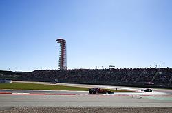October 22, 2017 - Austin, United States of America - Motorsports: FIA Formula One World Championship 2017, Grand Prix of United States, ..#7 Kimi Raikkonen (FIN, Scuderia Ferrari) (Credit Image: © Hoch Zwei via ZUMA Wire)