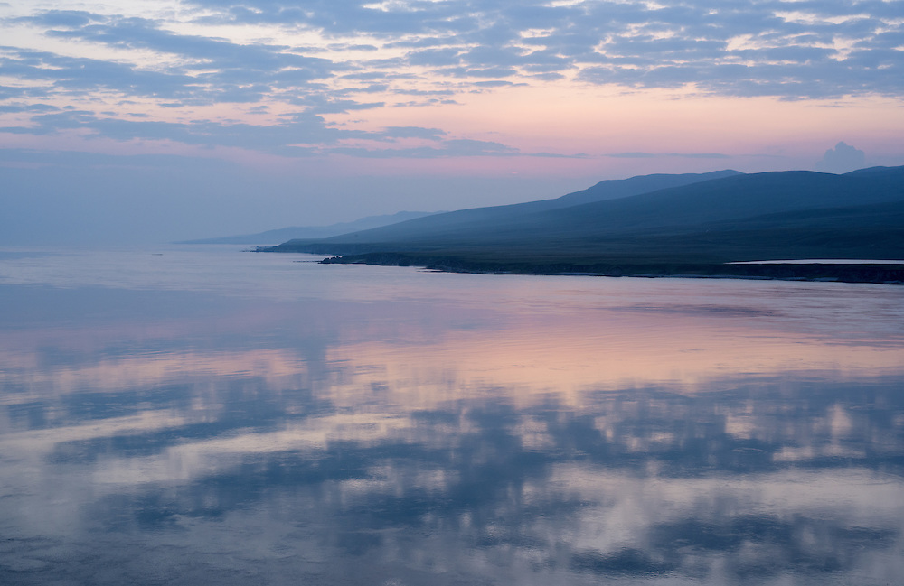 Sound of Jura at dawn, Islay, Scotland