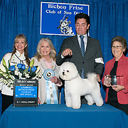 Bichon Frise Club of San Diego 2019