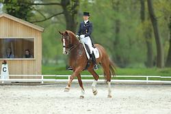 Keller, Kathleen, Daintree<br /> Redefin - Pferdefestival 2015<br /> Grand Prix de Dressage<br /> © www.sportfotos-lafrentz.de/Stefan Lafrentz