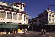 Wo Fat Restaurant, Chinatown, Honolulu, Oahu, Hawaii<br />