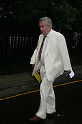 MARTIN BELL, Sir David and Lady Carina Frost annual summer party, Carlyle Sq. London. 5 July 2007  -DO NOT ARCHIVE-© Copyright Photograph by Dafydd Jones. 248 Clapham Rd. London SW9 0PZ. Tel 0207 820 0771. www.dafjones.com.
