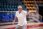 Meo Sacchetti, Bologna 12.09.18 Allenamenti Nazionale Italiana Maschile Senior, Foto CiamilloCastoria/Fassi